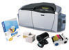 Fargo DTC400 Dual-Side Printer Value Bundle